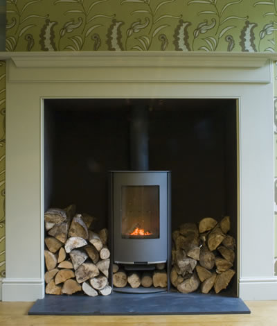 Fire Surround handmade by Mark Last